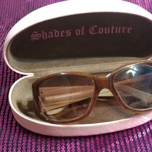 Juicy Couture Honey Sunglasses